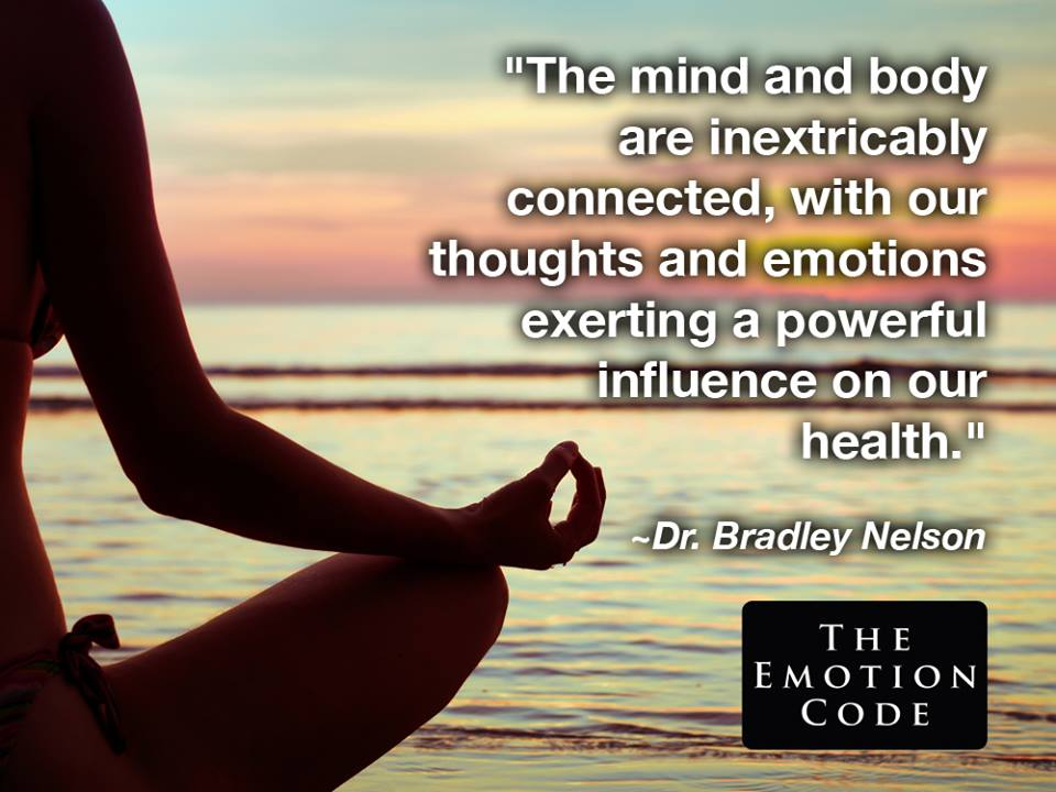 The mind and the body are inextricably connected